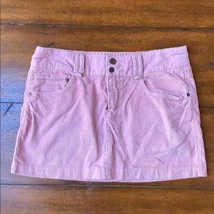American Eagle Women's corduroy skirt size 6